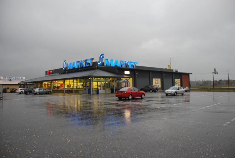 K-Market Rajamäki
