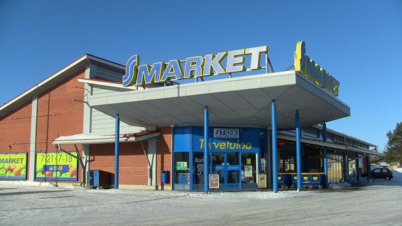 S-Market Mynämäki